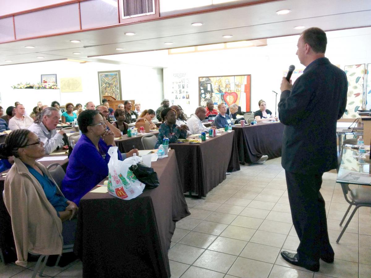 Orlando church opens doors to hospitality careers